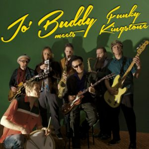 Jo' Buddy meets Funky Kingstone (LP)